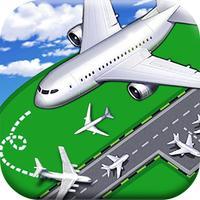 Air Traffic Tower 3D - Airport Flight Simulator