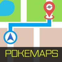 PokeMaps for Pokemon GO (Original)