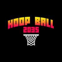 Hoopball 2035 - Arcade