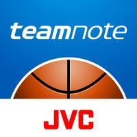 teamnote BASKETBALL/スコア入力アプリ