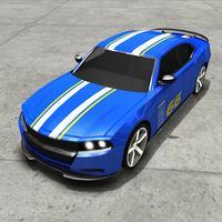 American Muscle Car Simulator -Driving School Game