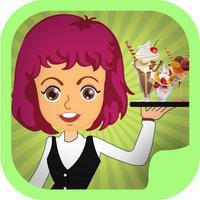 A Sweet Frozen Yogurt Dash FREE!  - Classic Ice Cream Parlor & Soda Maker Diner Game