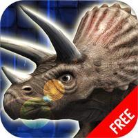 Triceratops Simulator : Real Dinosaurs Survival 3D