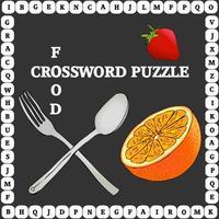 Crossword Puzzle: Food