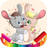 Coloring Games For Kids Animal - Kids Learning Game