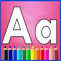 ABC Coloring Book-Toddler Game