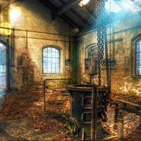 Dilapidated Hospital Escape