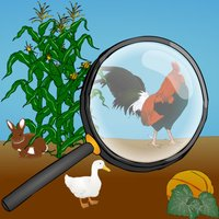 Find The Hidden Barn Animals