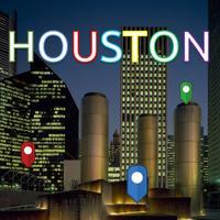 Houston Map Tour
