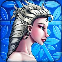 Ice Queen Dress Up Salon Room Design and Painting: Game for kids toddlers and boys