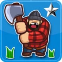 Lumberjack Tree Chop - Premium