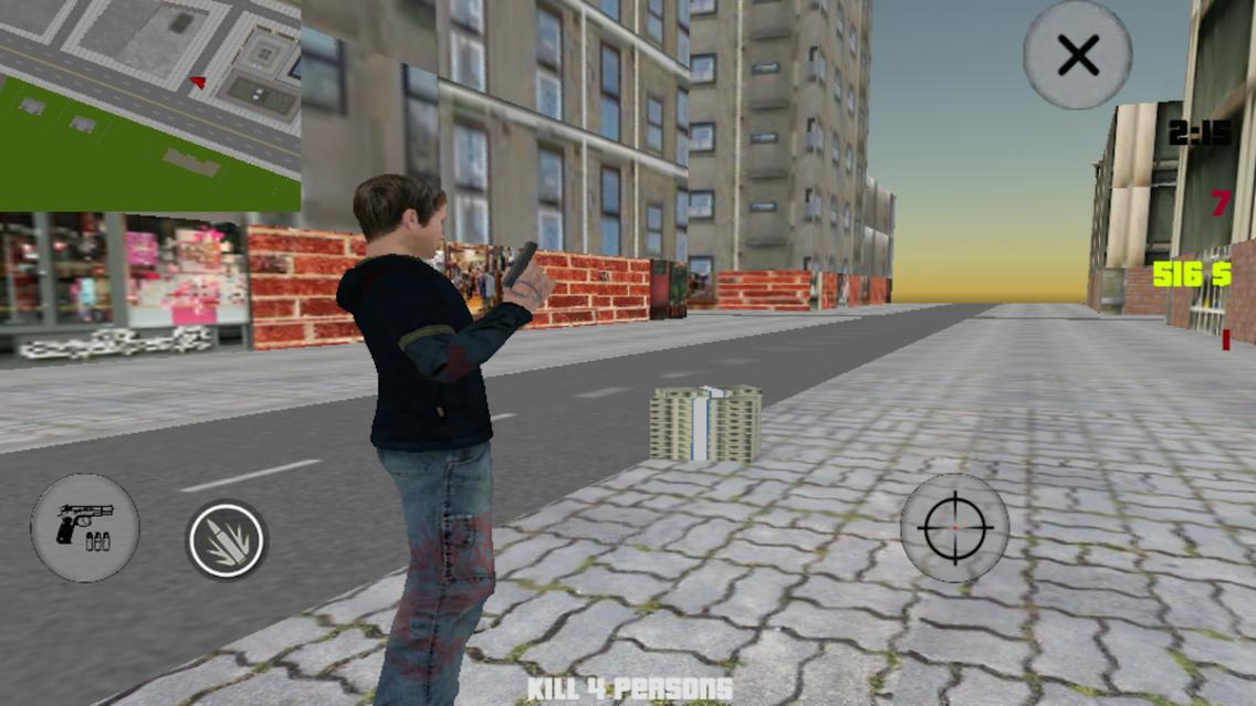 Miami Crime - Grand City Crime 3d Simulator App for iPhone - Free