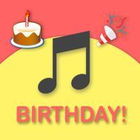 Happy Birthday Song Player+