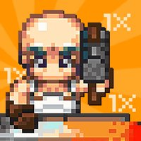 King of Smiths: Clicker game - 8-bit idle game about a blacksmith