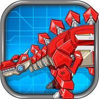 Toy War Robot Stegosaurus