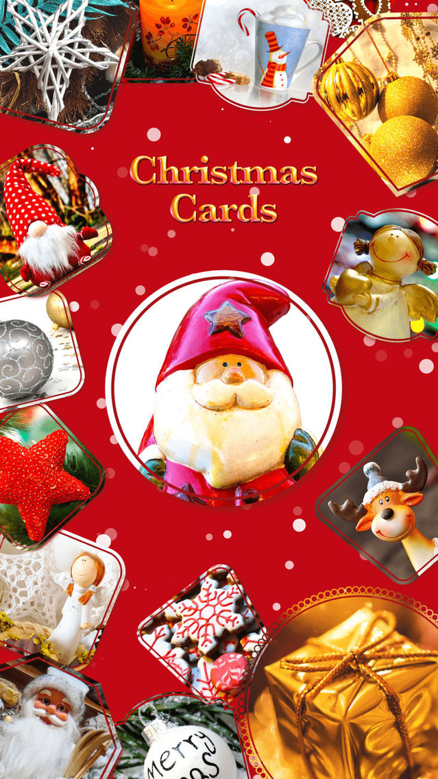 Download Christmas Cards.Christmas Cards Greeting App For Iphone Free Download