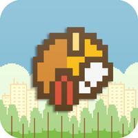Falling Blue Bird - Flap-py Chick Resurrection 2