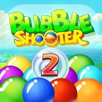 Bubble shooting war