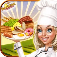 Breakfast Kitchen Food Fever Cooking Game