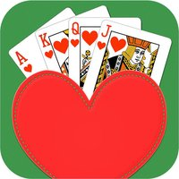 Hearts Solitaire - Classic Cards Patience Poker Games