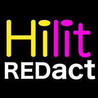 Highlight & Redact Stickers