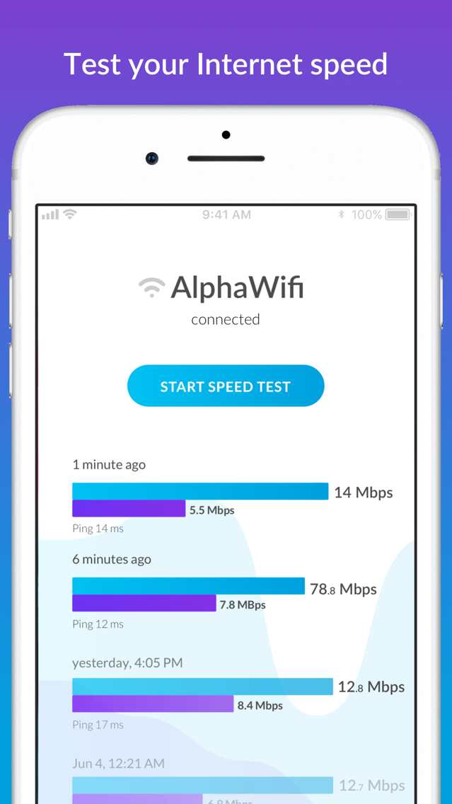 Ubiquiti WiFiman App for iPhone - Free Download Ubiquiti WiFiman for