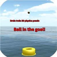 Ball in the goal!