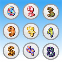 numbers ascending game for kids