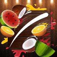 Fruit Splash Ninja - Fruit Slice