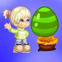 Girl Bubble Shooter Egg : Free Match Shooting Lucky Games