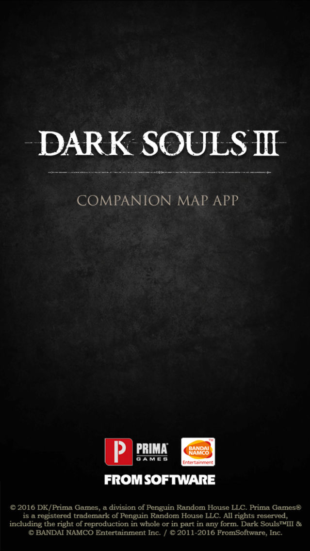 Dark Souls Iii Map Companion App For Iphone Free Download Dark Souls Iii Map Companion For Ipad Iphone At Apppure