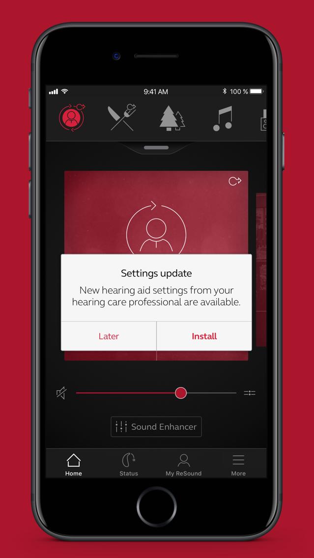 ReSound Smart 3D App for iPhone - Free Download ReSound