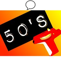 50's Slang: Retro Labeler