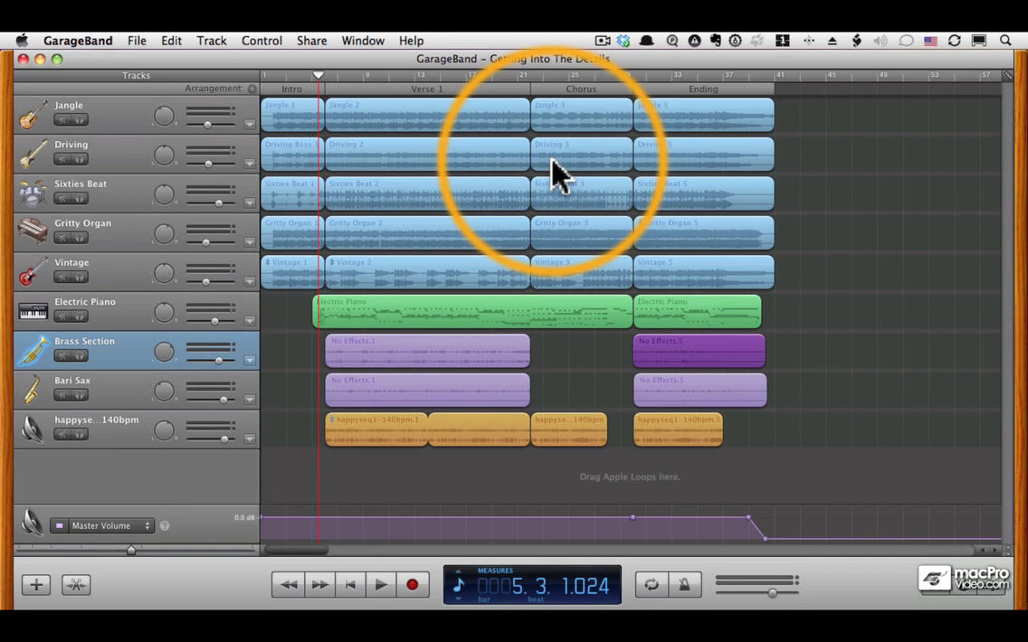 mPV Course For Garageband '11 App for iPhone - Free Download