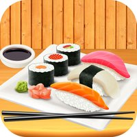 Sushi maker - japanes dish - Sushi Maker & Preschool kids games