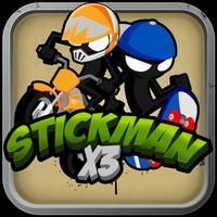 A Stickman Hero Xtreme X3 - Streets Of Mayhem Edition