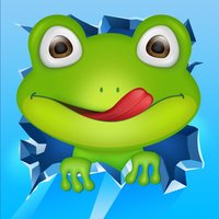 Froggy Jump - puzzles & rescue