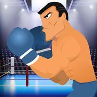 Boxing Fighting Simulation
