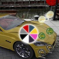 AR Car Showcase