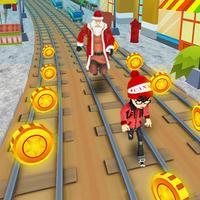 Subway Santa Runer