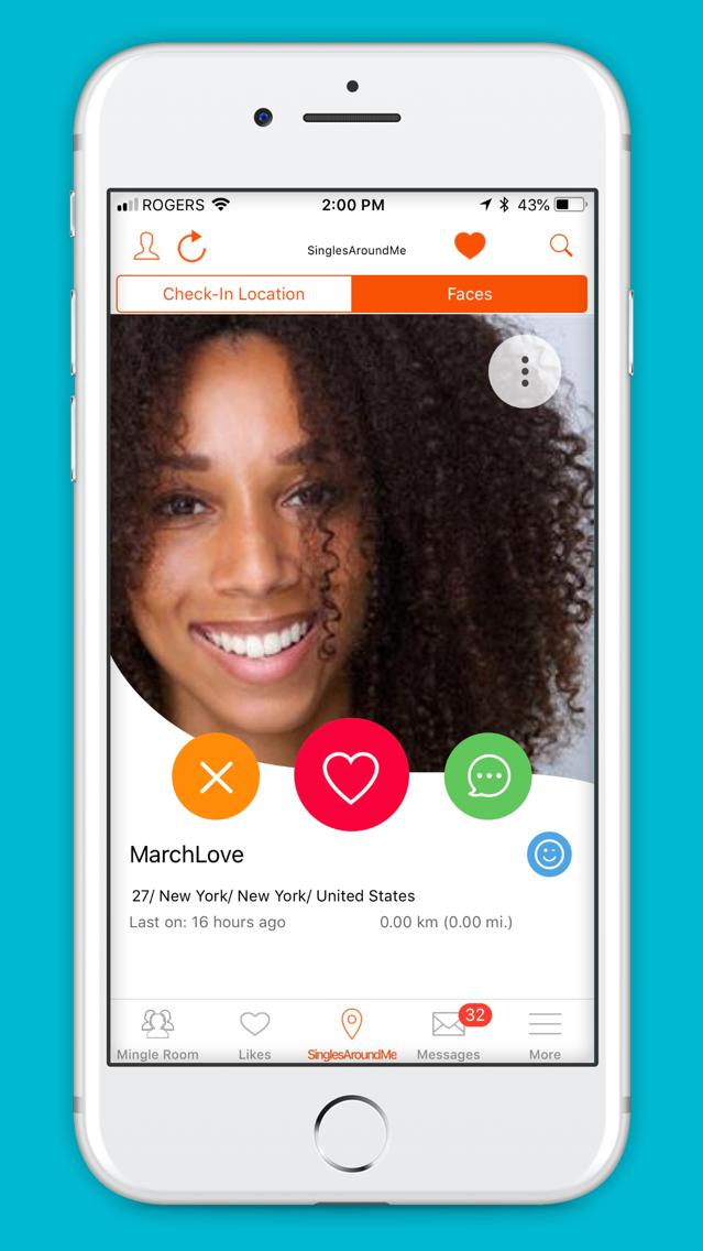 lokal dating app för iPhone