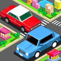 Traffic Rush Escape 3D