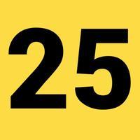 25 Numbers Speed & Reflex Challenge - Full Version