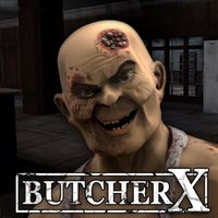 Butcher X - Scary Horror Game