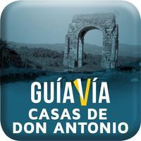 Casas de Don Antonio. Pueblos de la Vía de la Plata