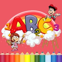 ABC Coloring Games For Kide Toddlers Adult Free