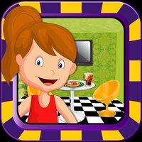 Restaurant Clean Up - Kids dirty room cleaning, decoration and makeover game