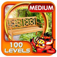 Park Bench Hidden Objects Game