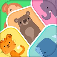 Tap Cards Memory - Animals