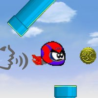 Notebird:voice to control the game of flapping